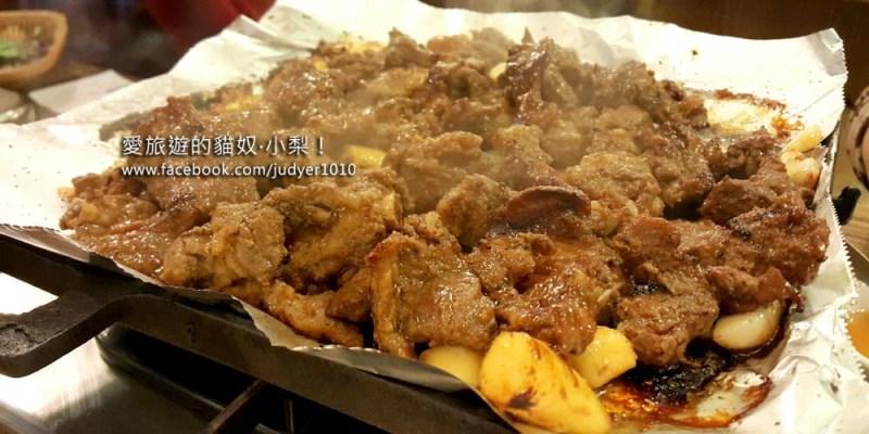 【大邱美食】中央路站\國一烤排骨,好吃到令人難忘!