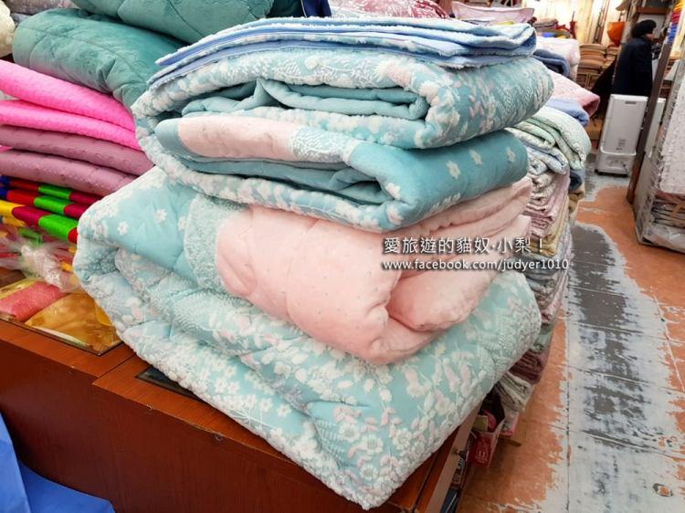 【韓國必買】韓國棉被推薦! 南大門市場好好買,童裝、文具、棉被、餐具、菜瓜布,一次搞定!