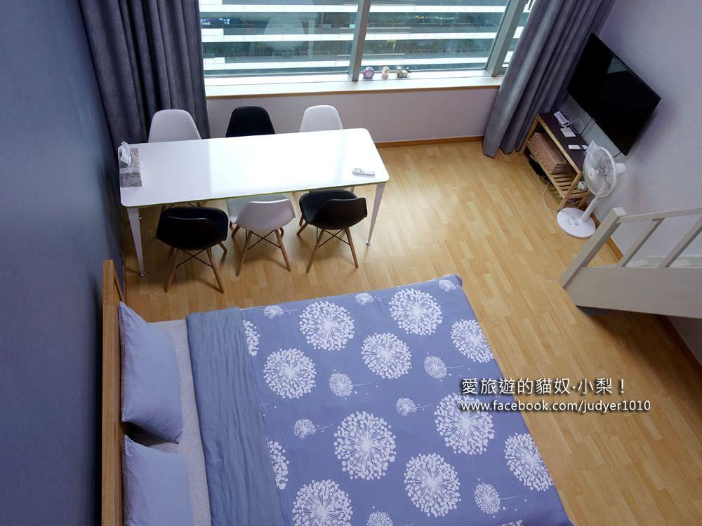 【弘大住宿】JSM開放式客房JSM Studio~近弘大站,交通超級便利!
