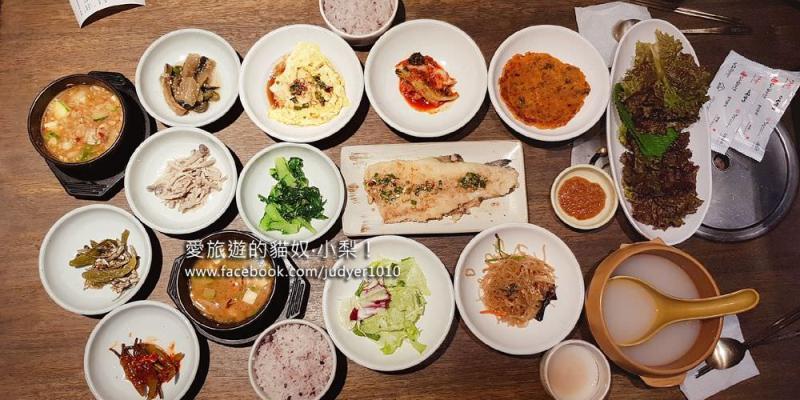 釜山西面美食\鄉村飯桌,韓定食料理美食餐館!