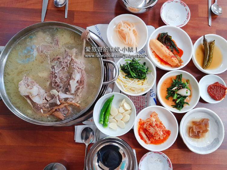 釜山美食\慶州家辣炒鴨肉、清燉鴨肉,白鍾元的三大天王推薦,好吃!