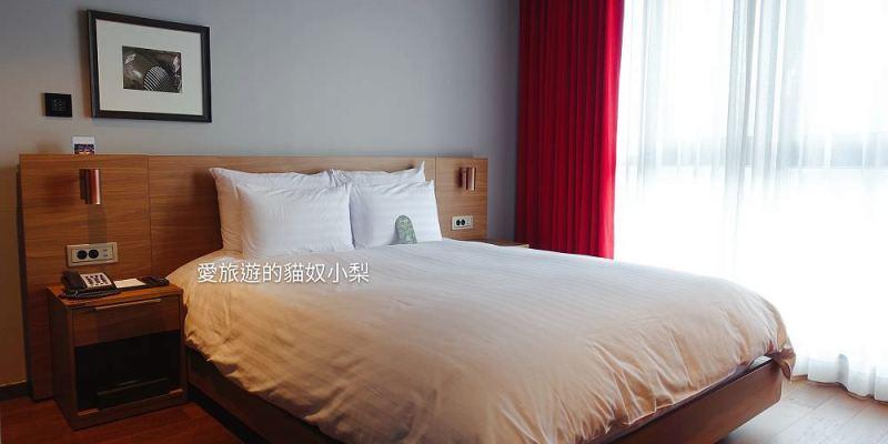 首爾住宿\雙A飯店Hotel Double A,近忠武路站、明洞商圈,交通便利!
