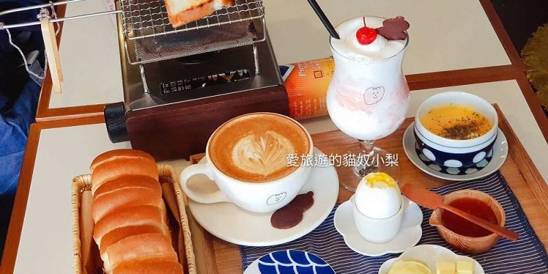 弘大美食咖啡廳\MOMENT COFFEE 2號店,自己烤土司好吃又有趣!