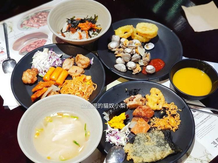 東大門美食\時令餐桌(季節飯桌),好吃的韓式料理自助餐吃到飽!