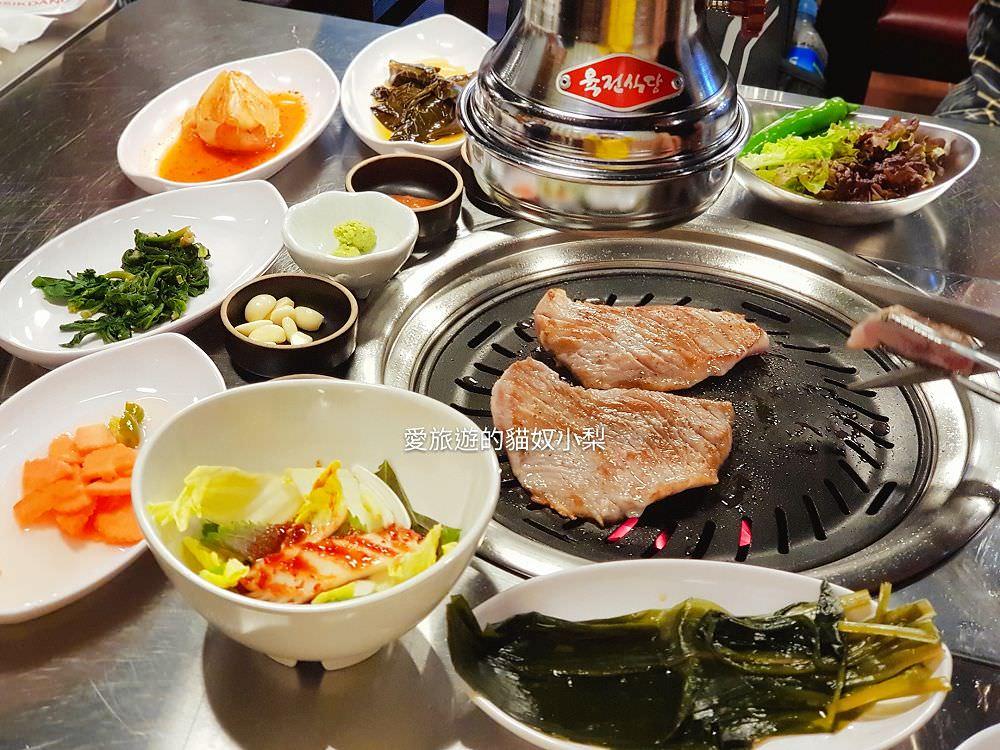 忠武路美食\肉典食堂5號店,烤肉爆好吃,且不用自己烤!