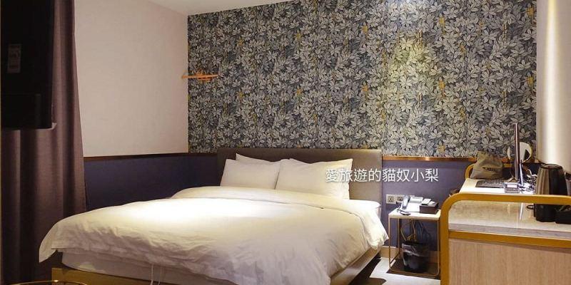 釜山住宿\西面區獵犬飯店凡川店Hound Hotel Seomyeon Beomcheon,交通便利!