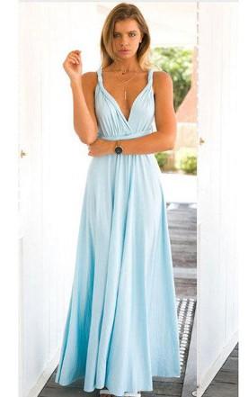 Beachy Wedding Bridesmaid Dresses Beach Dress For