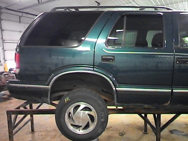 1999 Chevy Blazer Door Latch Submited Images