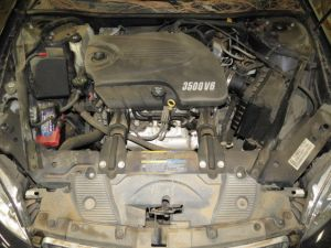 2007 CHEVY IMPALA FUSE PANEL BLOCK 2612414 , 646GM1Q07