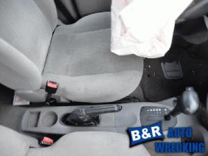 2001 Ford Focus Trans Shift Assembly #21500159 , 242FD1F01
