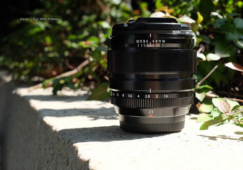 攝影器材使用心得   Fujifilm XM1 + XF 23mm F1.4
