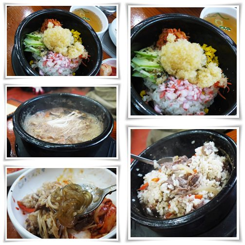 2011.04.首爾自由行  <明洞─超好吃的飯>