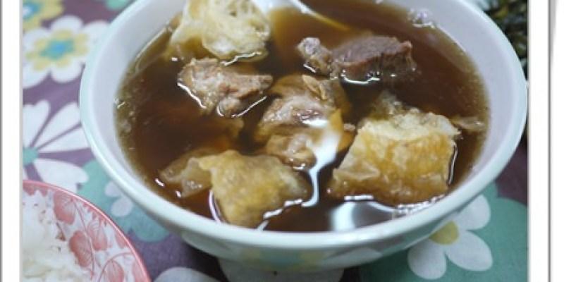 [食記] 小店的驚喜~馬來西亞肉骨茶