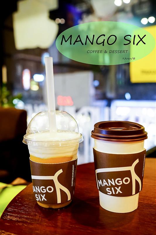 [Seoul。食] 梨大 MANGO SIX