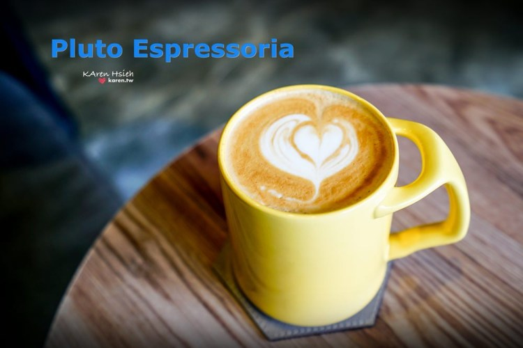 咖啡   台中南屯   Pluto Espressoria。藍色IG網美牆,近IKEA
