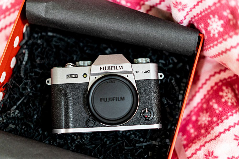攝影器材使用心得   Fujifilm XT20