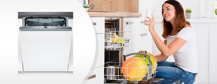 Vestavná myčka nádobí