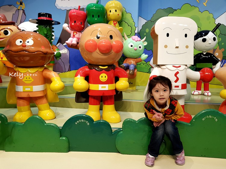 日本》橫濱麵包超人博物館Yokohama Anpanman Children's Museum and Mall