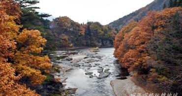 群馬縣景點 | 吹割瀑布(吹割の滝),魄力滿點的日本瀑布百選,交通方式、行程安排!