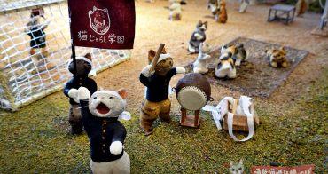 福島 | 喜多方木之本漆器店、桐之粉人形館,一個讓愛貓一族瘋狂的貓咪學院!!