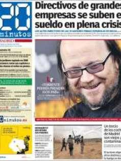 Diario 20Minutos Madrid 10 Marzo 2011