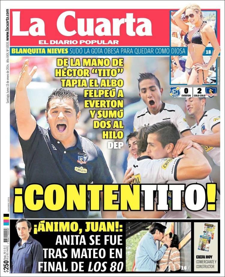 Diario La Cuarta De Chile