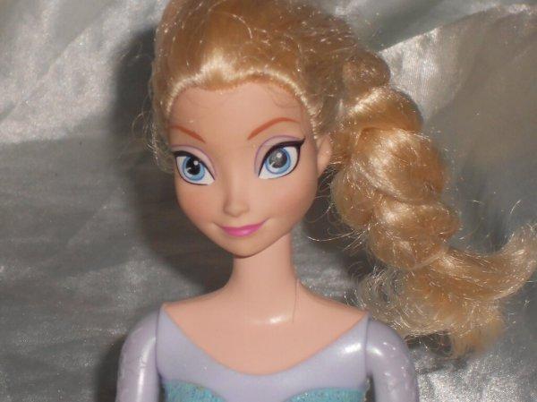 шикарная кукла Барби принцесса Эльза Disney Mattel Сша ...