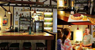 【嘉義東區】Le Chat Noir 小黑貓~品嚐隱藏版法國布列塔尼可麗餅、千層蛋糕,法國藝術家與熱情純樸台灣女孩的藝術餐酒館。