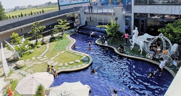 【彰化景點】水銡利廚衛生活村觀光工廠~世界最大巨型水龍頭在這裡!親子旅遊熱門景點再一波!
