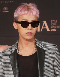 G Dragon Awarded Style Icon Of 2013