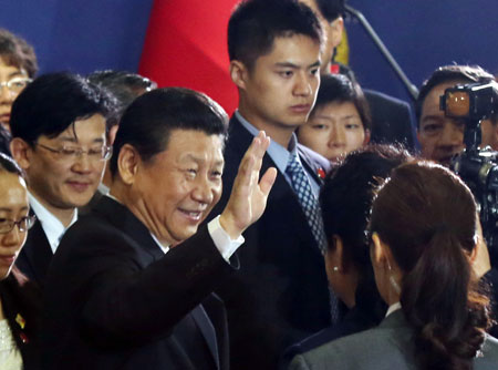 'Two nations should stand firm on Japan'