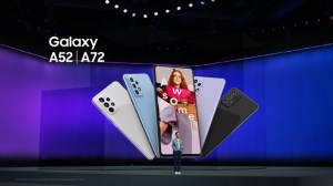 삼성 전자, '갤럭시 A52 · A52 5G · A72'공개-삼성 뉴스 룸 코리아