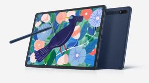 삼성 전자, 8 일 '갤럭시 탭 S7 · S7 +'미스틱 네이비 컬러 출시 – Samsung Newsroom Korea