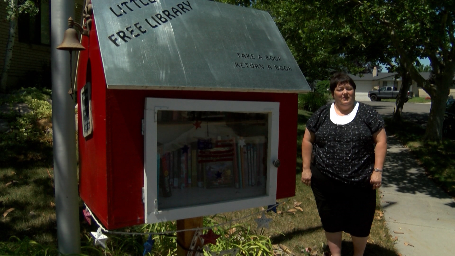 Little Free Library Boxes Pop Up In Utah Communities