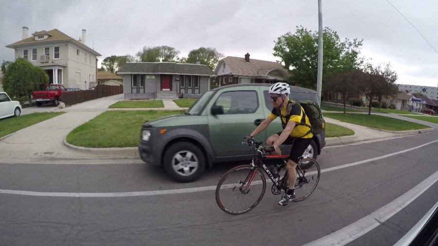 Cars vs  bikes  Who s to blame for crashes    KSL com image0