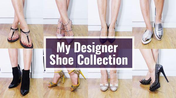 <影音>My Designer Shoe Collection/Chanel, Valentino,Ferragamo,Jimmy Choo, Sergio Rossi, Miu Miu