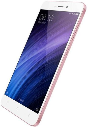 Смартфон Xiaomi Redmi 4A 216 ГБ рожеве золото купити в