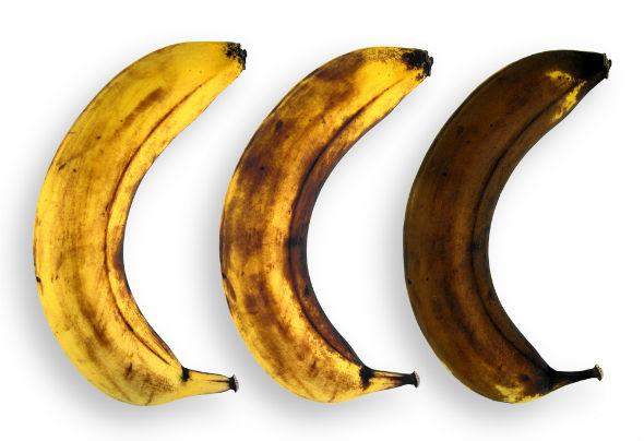 banane cu coaja neagra beneficii