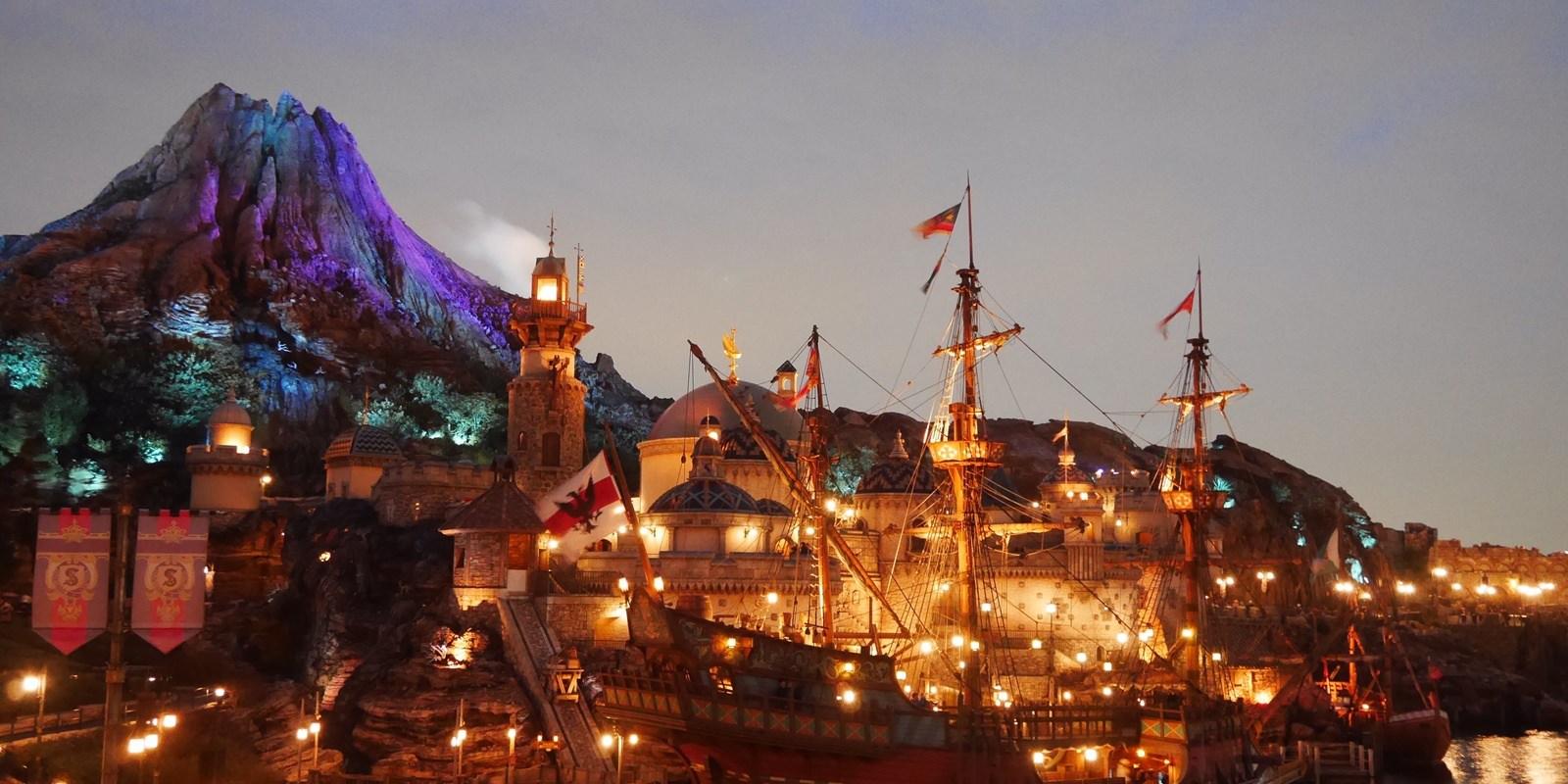 東京海洋迪士尼樂園DisneySea