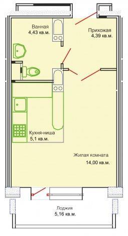 Жилой комплекс «Светлый город (Электроугли)» Московская ...