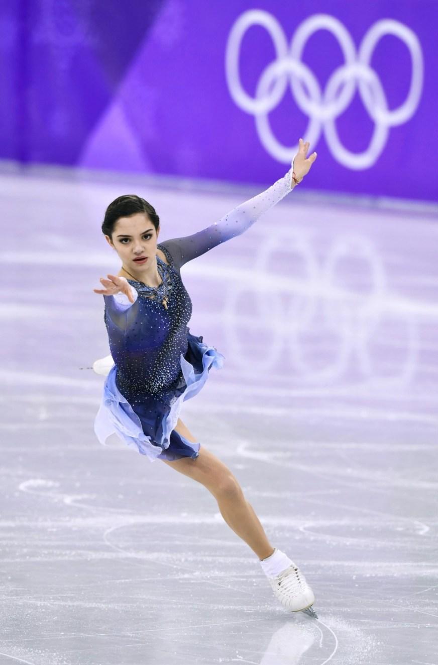 Olympics: Record-breaking Zagitova tops women's short program
