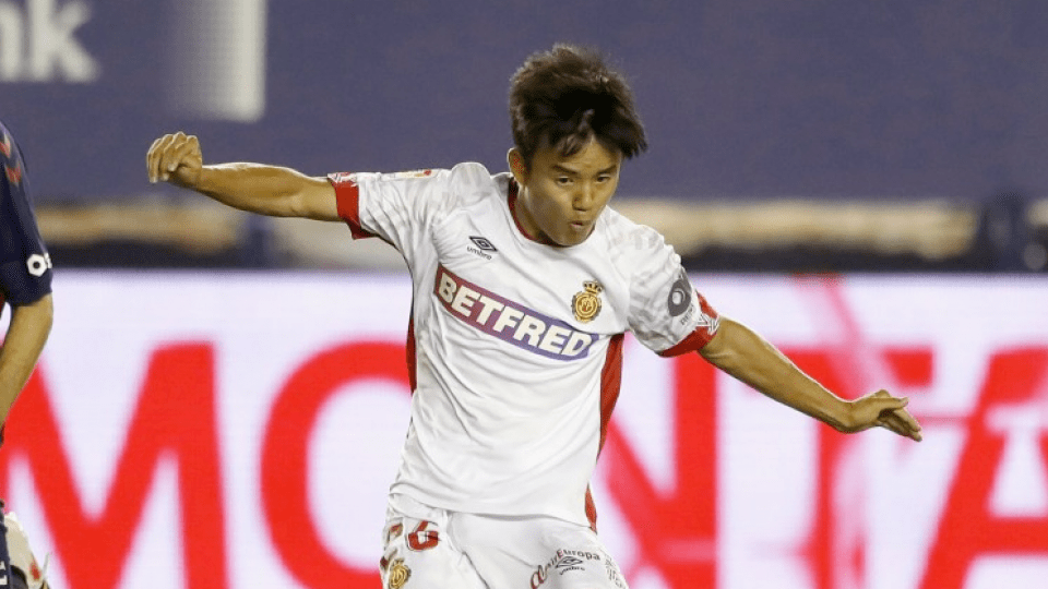 Soccer: Japanese mysterious Kubo Takefusa transferred to Villareal with a one-year loan