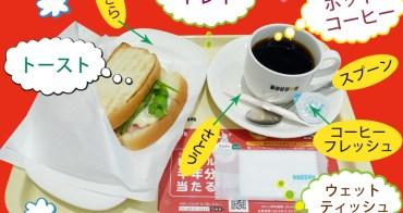 觀光日語 │ 咖啡廳相關用語 & 單字① (含菜單詳細介紹 )  │  美食篇(4)