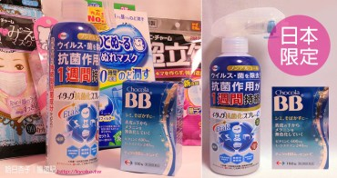 日本藥妝推薦   日本限定販售 Etak 無酒精抗菌噴霧α ・Chocola BB Lucent C   無香料無著色・居家清潔日本媽媽都用這一瓶