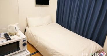 大阪平價住宿   Penthouse 8 雙人套房住一晚只要2200円超便宜