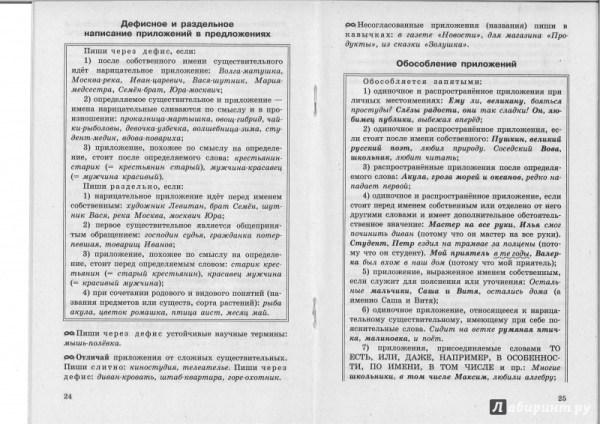 """Книга: """"Все основные правила русского языка, без знания ..."""
