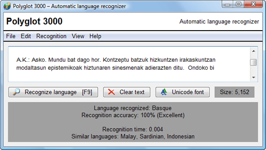 desktop language identifier