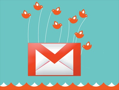 gmail whale
