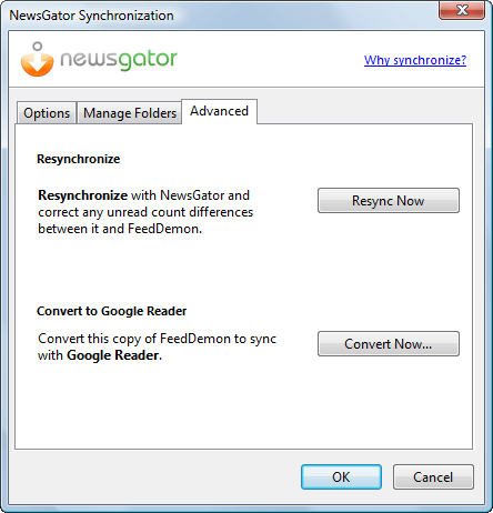 google reader import