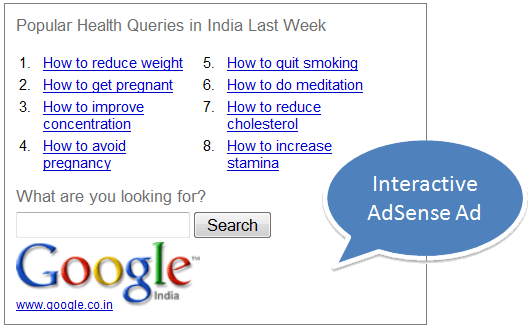adsense-health-ads